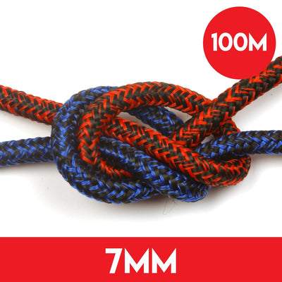 100m of 7mm Kingfisher Evo Sheet Rope