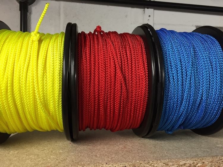 100m 3mm Polyester Rope Mouse Line