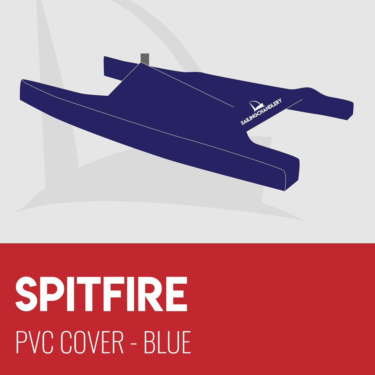 Spitfire Boat Cover - PVC