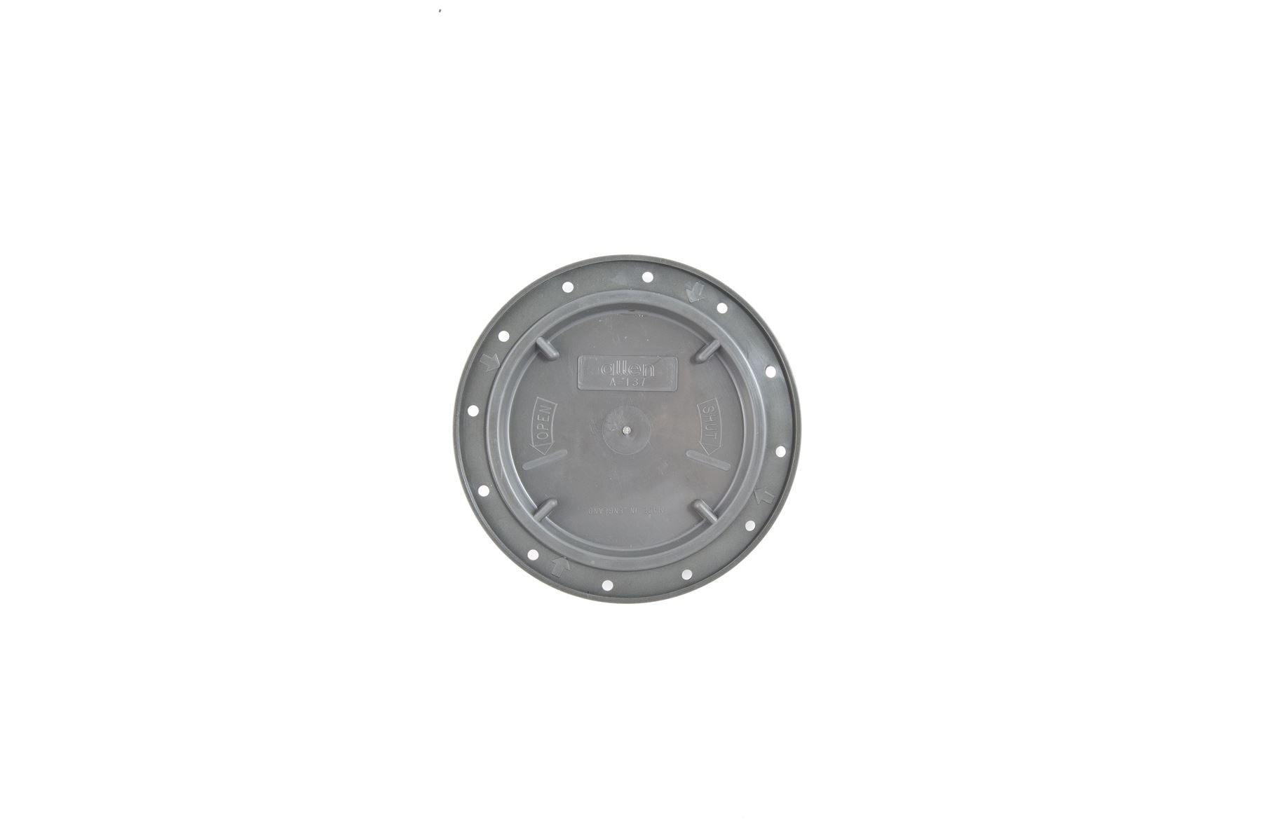 Inspection Hatch Cover - Grey