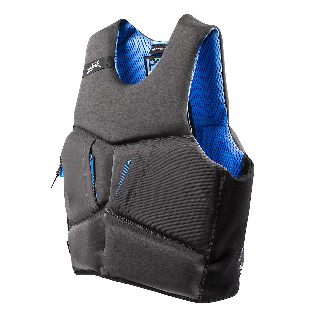 Zhik P2 PFD Buoyancy Aid - Grey/Blue