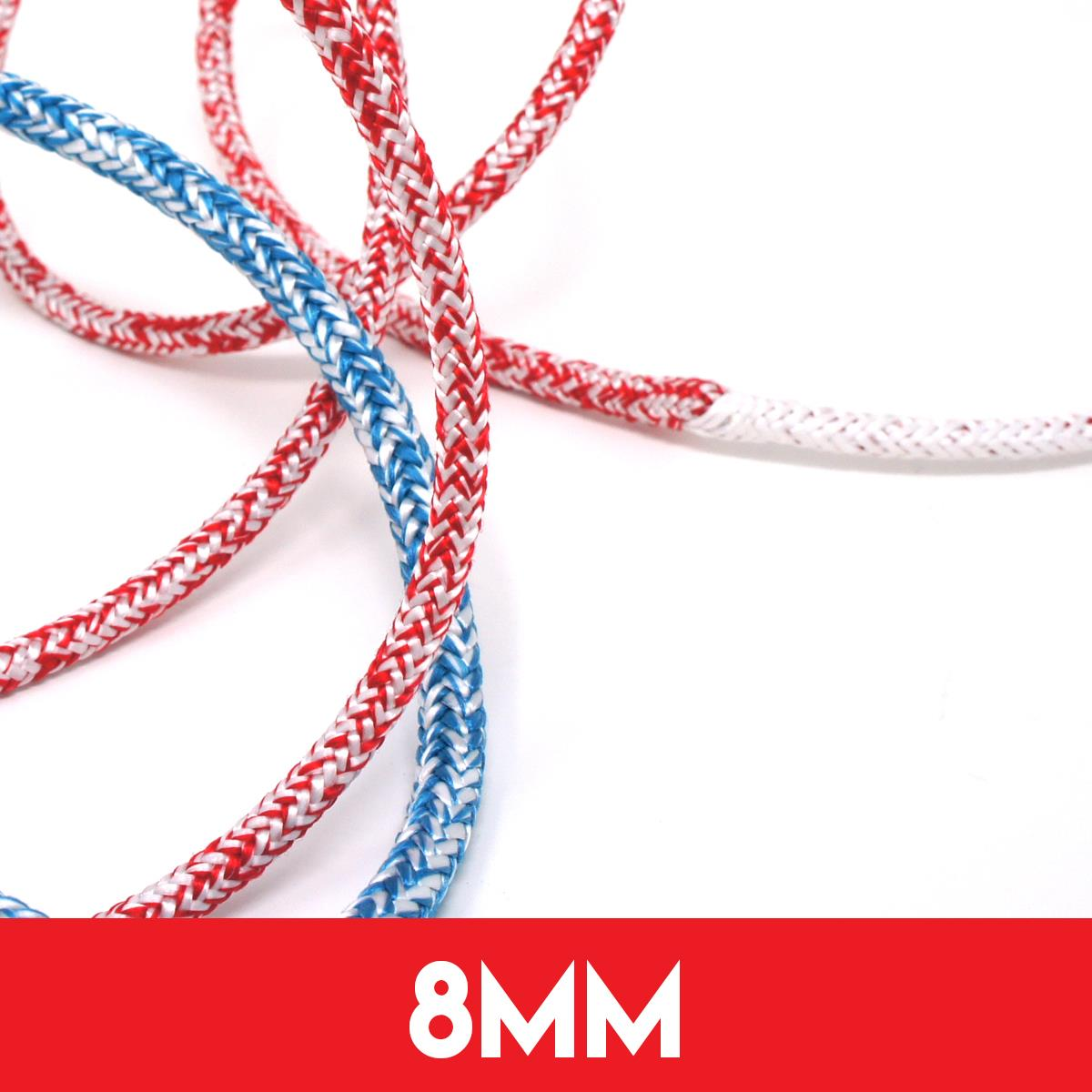 8mm Evolution Dinghy Lite Dyneema Core Rope
