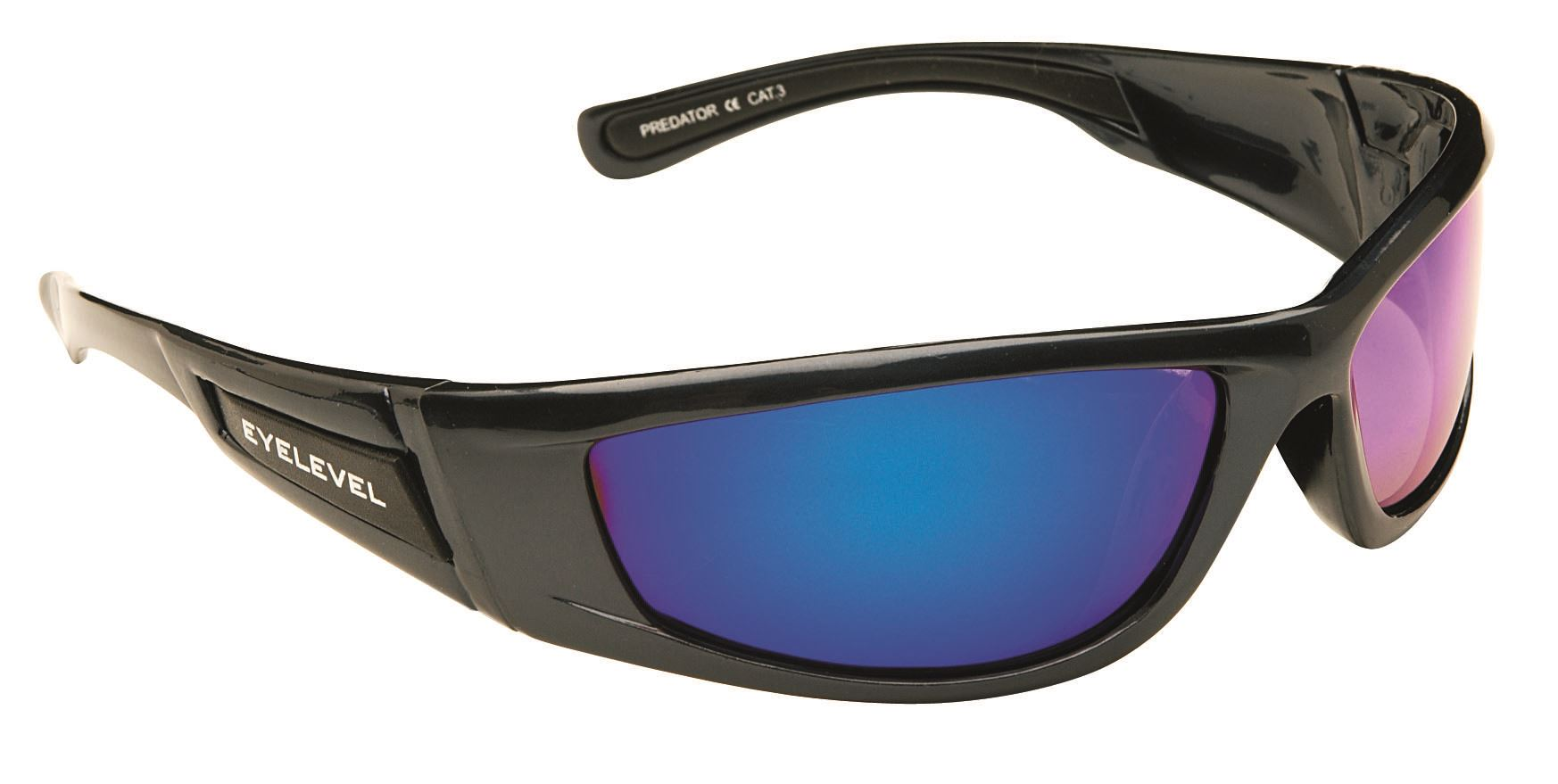 Predator Sunglasses - Blue Lens