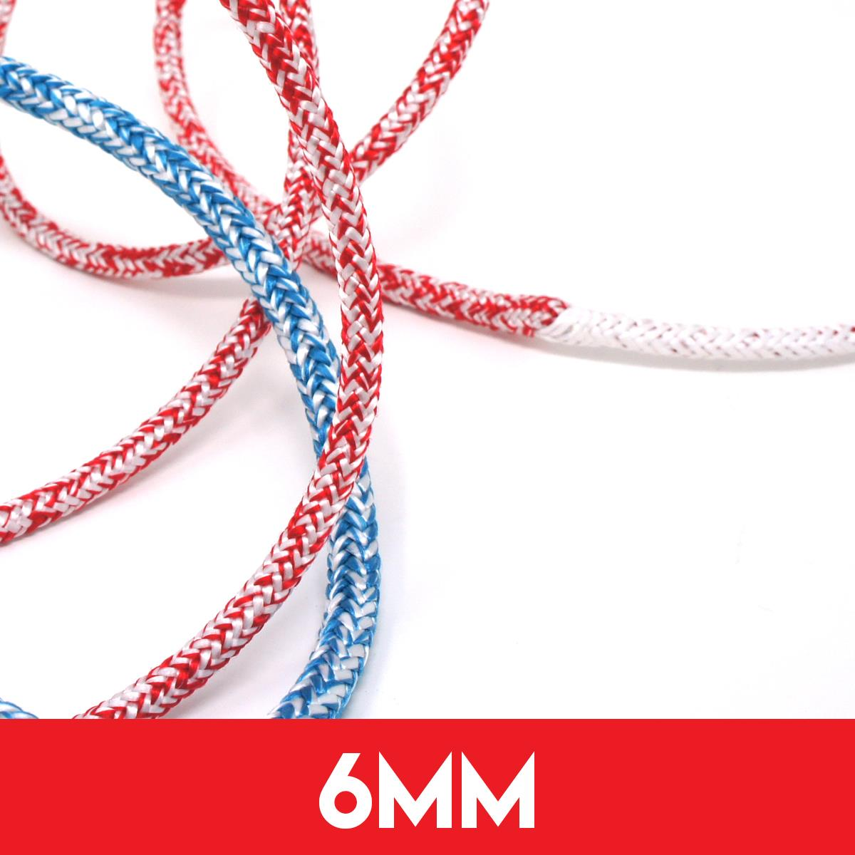 6mm Evolution Dinghy Lite Dyneema Core Rope
