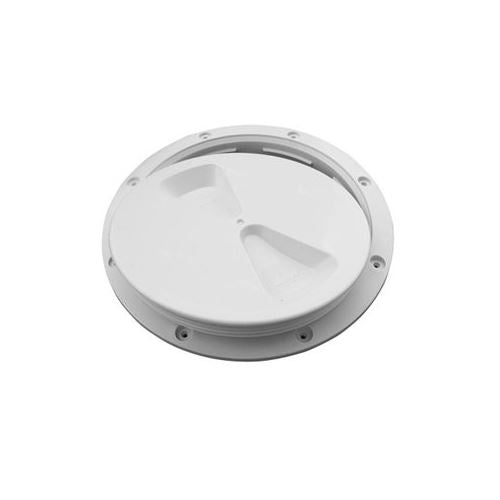RWO 4 Inch Inspection Hatch - White