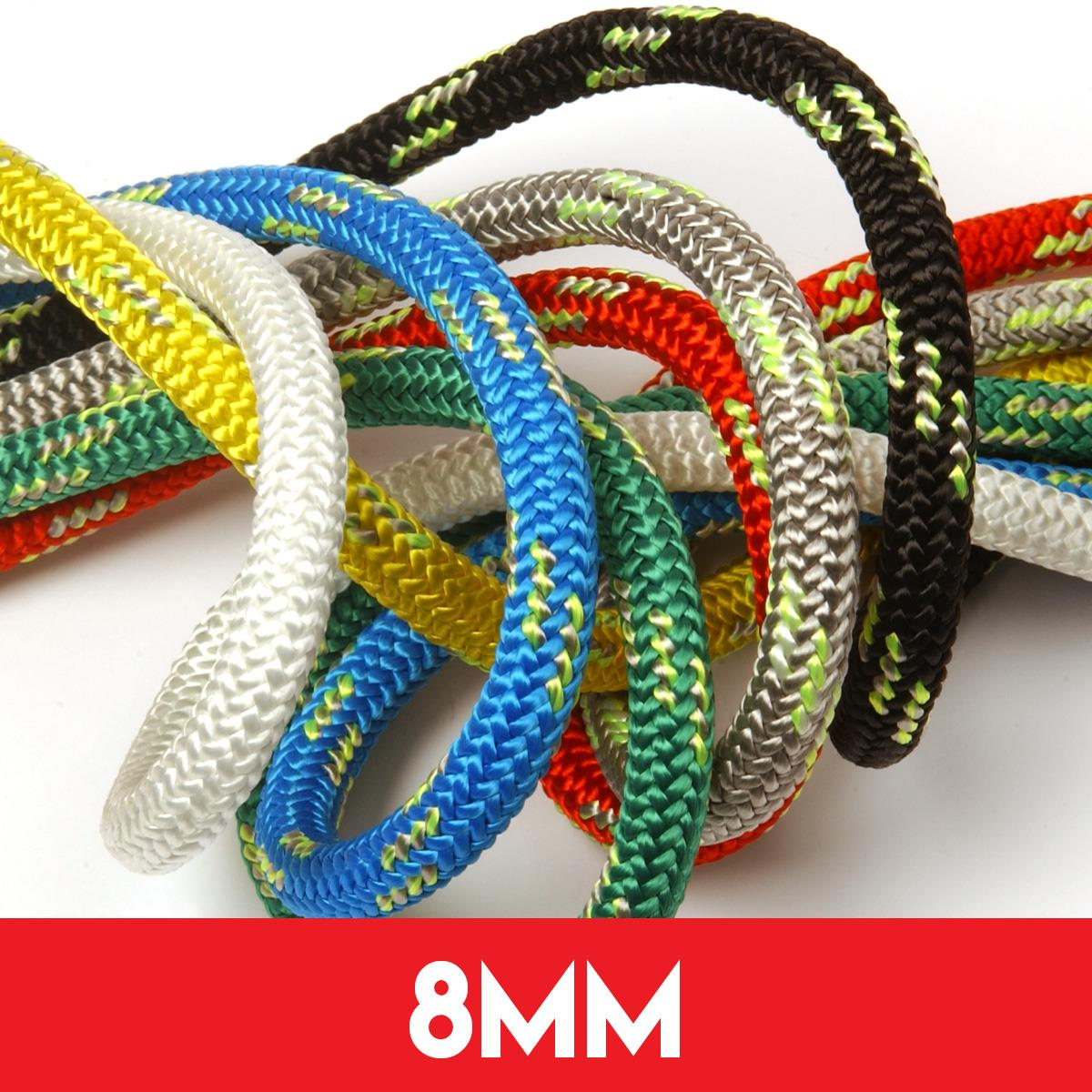 8mm Racing Dyneema Halyard Rope