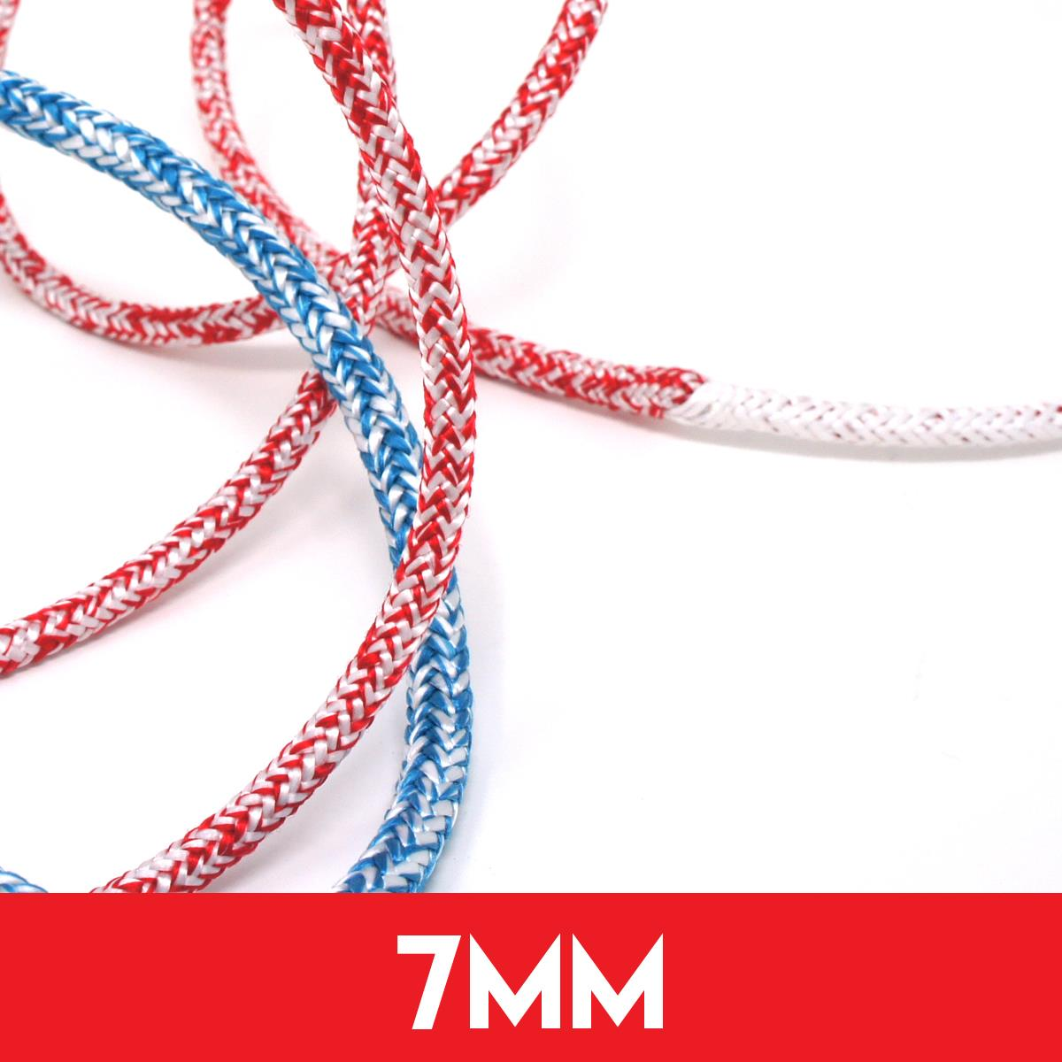 7mm Evolution Dinghy Lite Dyneema Core Rope