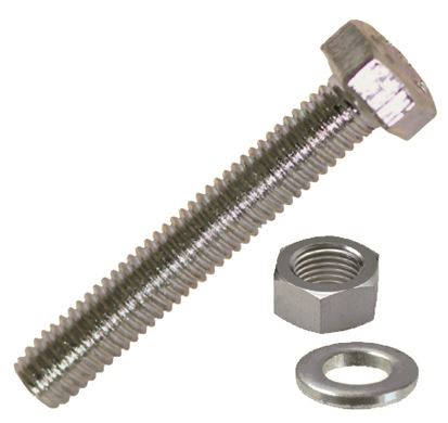 Hex Head Machine Screws