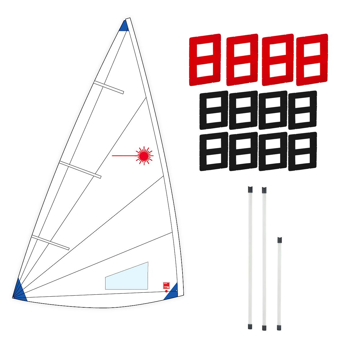 Laser Radial Sail Package