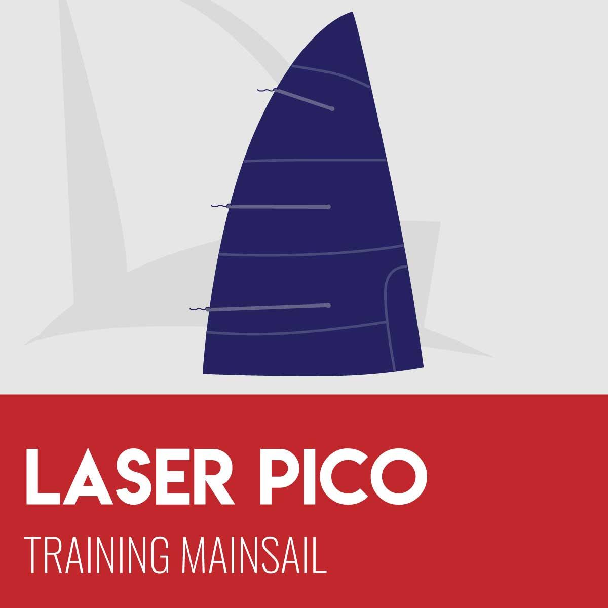 Laser Pico Training Sail