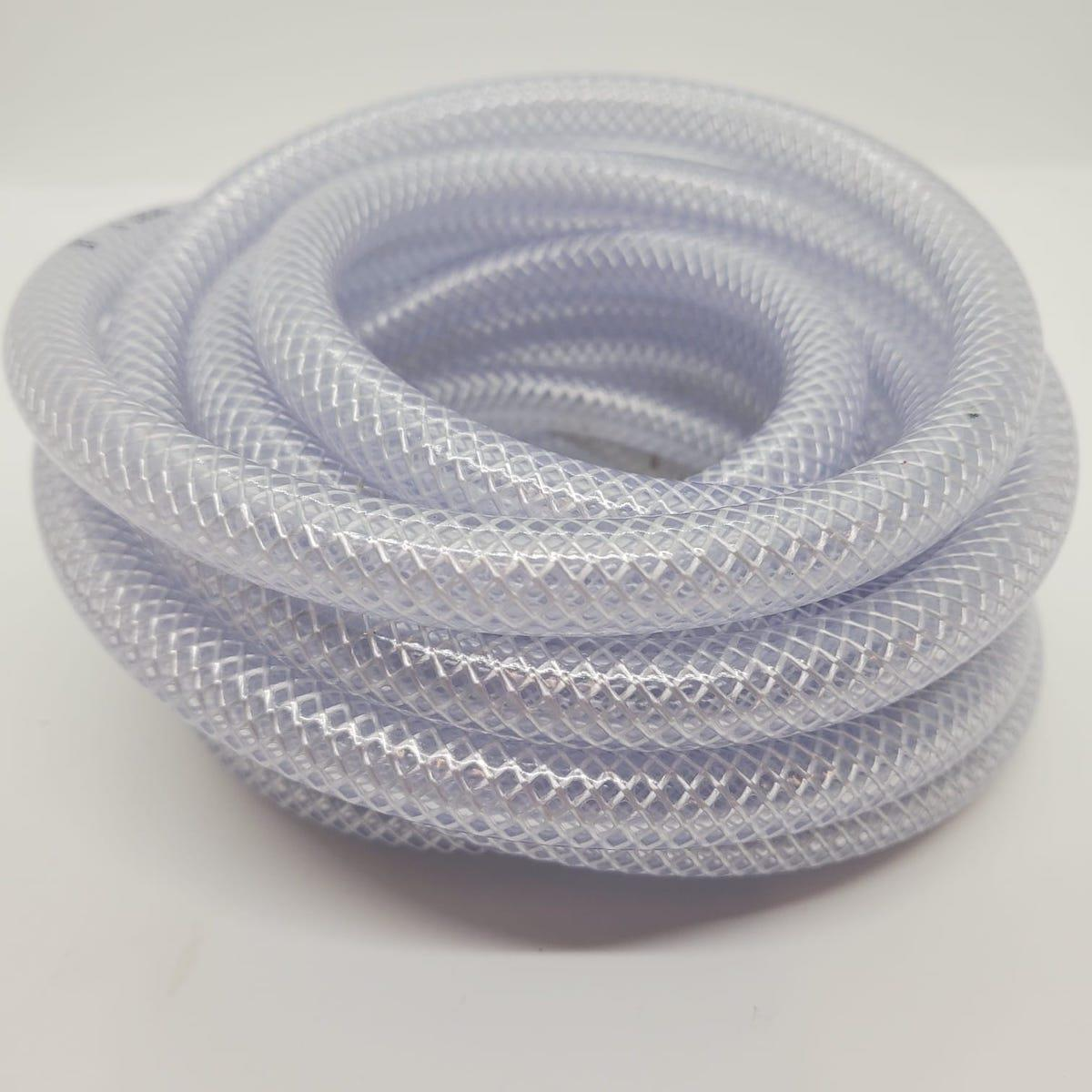 6mm Clear Braided Hose Pipe