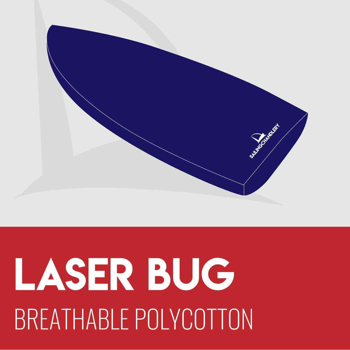 Laser Bug Boat Cover - Breathable Polycotton