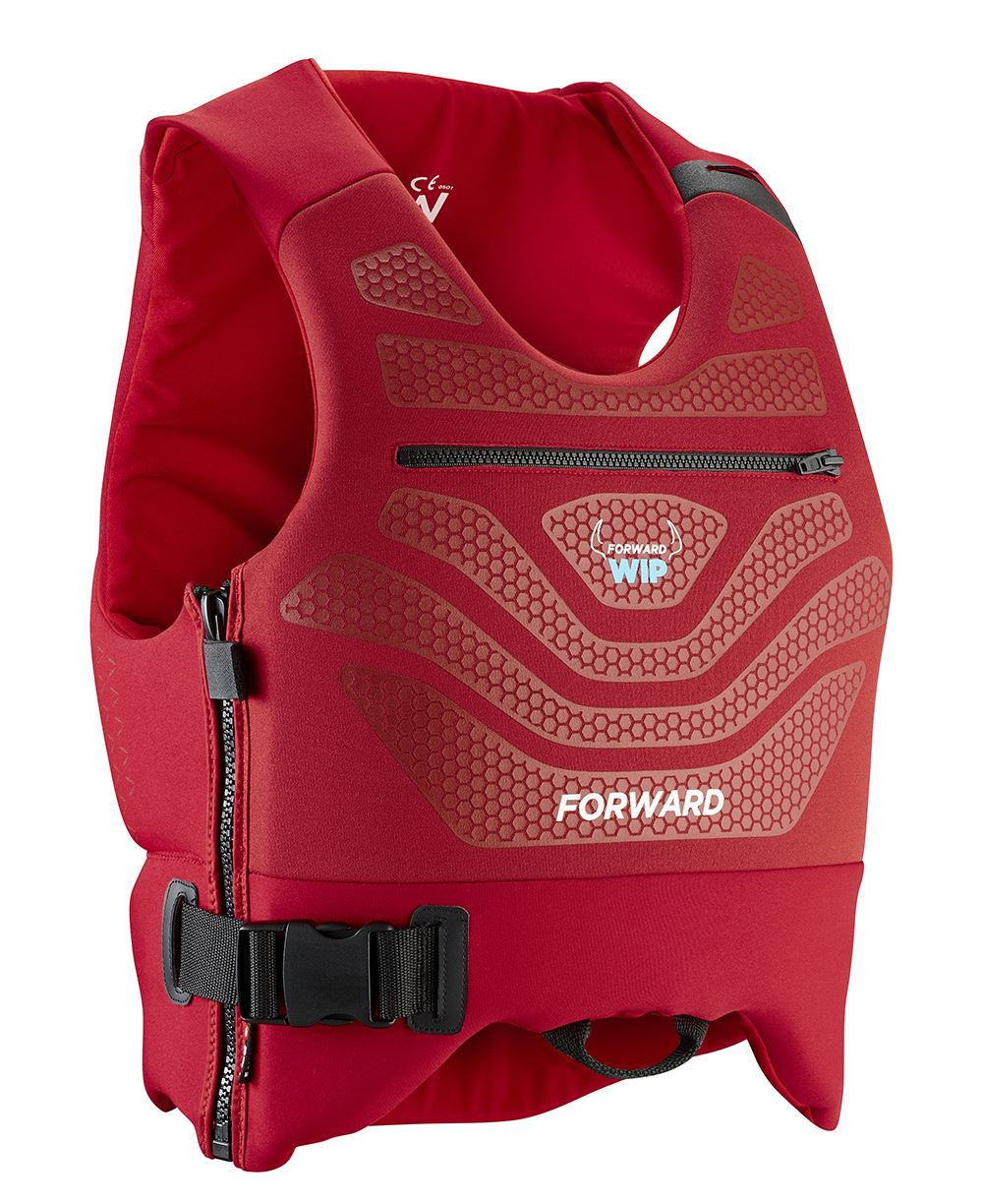 Forward WIP Flow Neo Vest 50N - Red