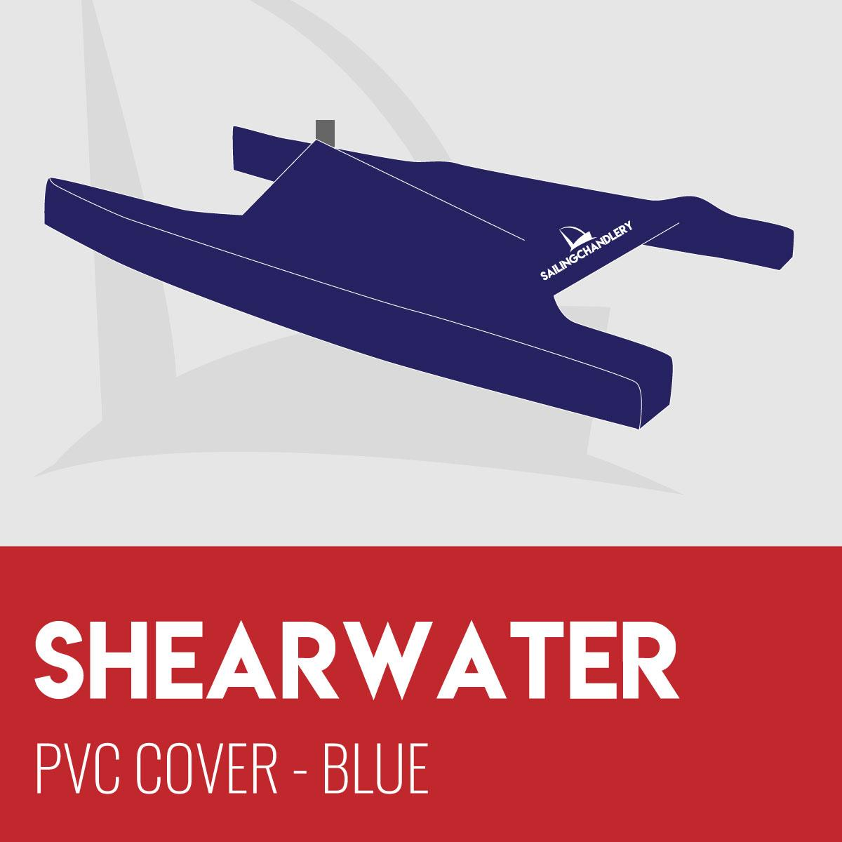 Shearwater Boat Cover - PVC
