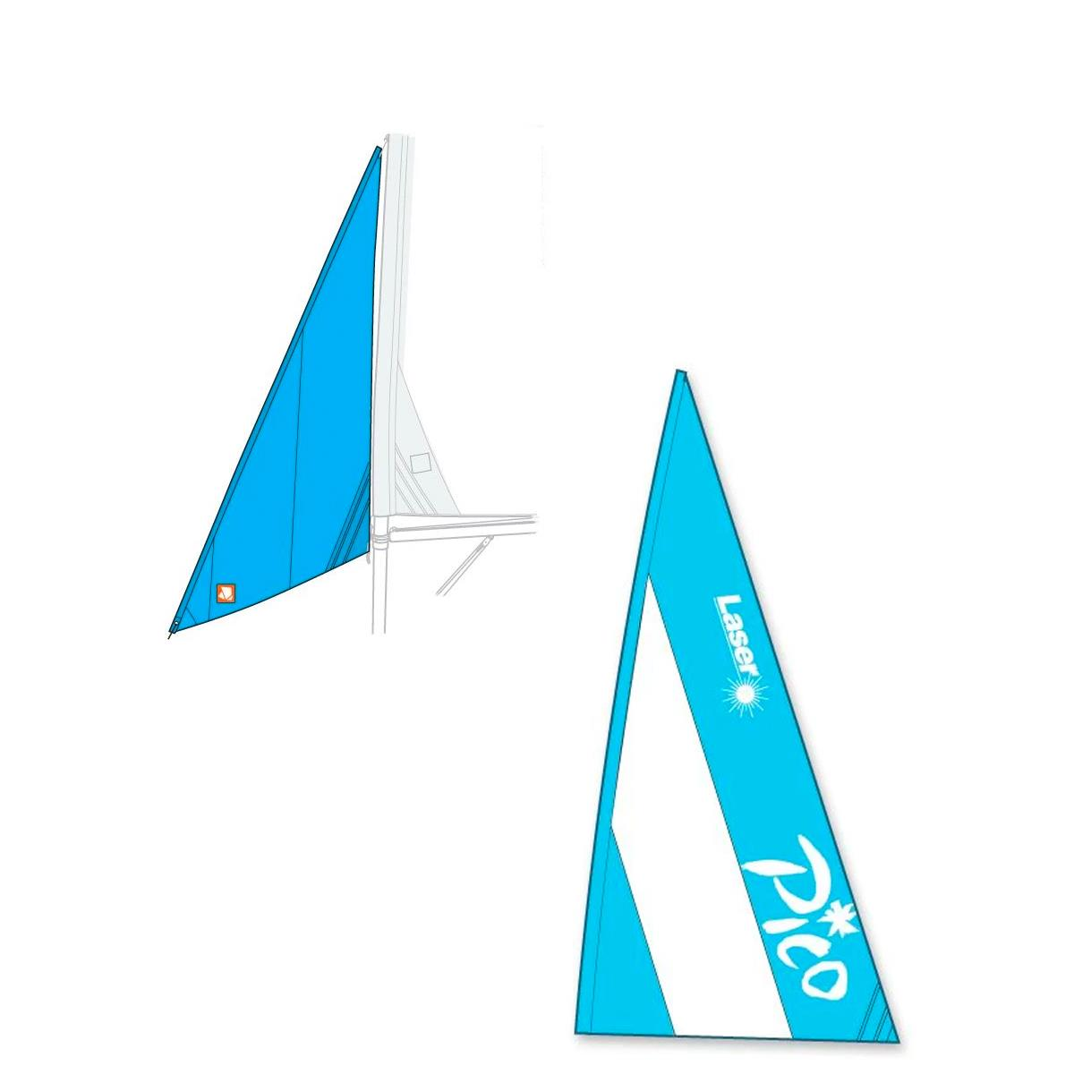 Laser Pico Sail Package