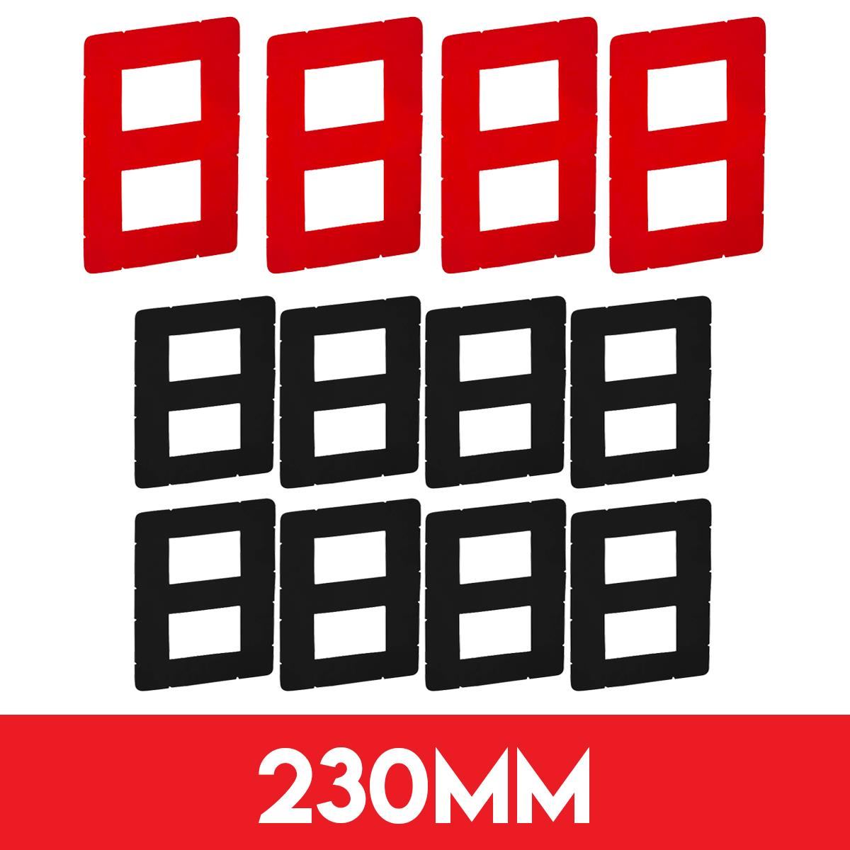 Laser 4.7 Sail Numbers Set