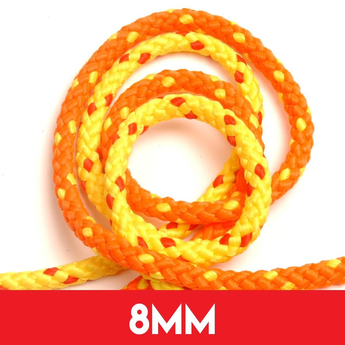 8mm Floatline Tow Rope