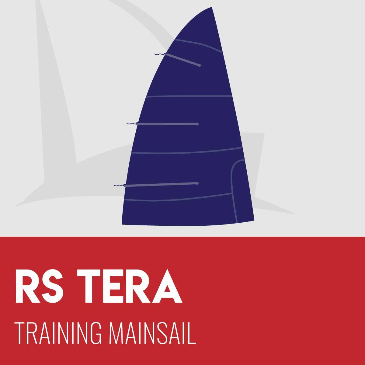 RS Tera Training Mainsail