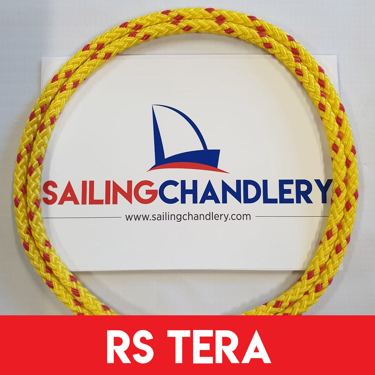 RS Tera Painter and Tow Line