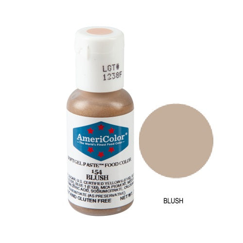 AmeriColor Soft Gel Paste Blush 21g (0.75 oz)