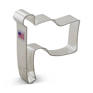 Ann Clark Flag cookie cutter 11cm