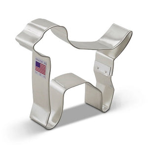 Ann Clark Labrador Dog cookie cutter 11.4cm