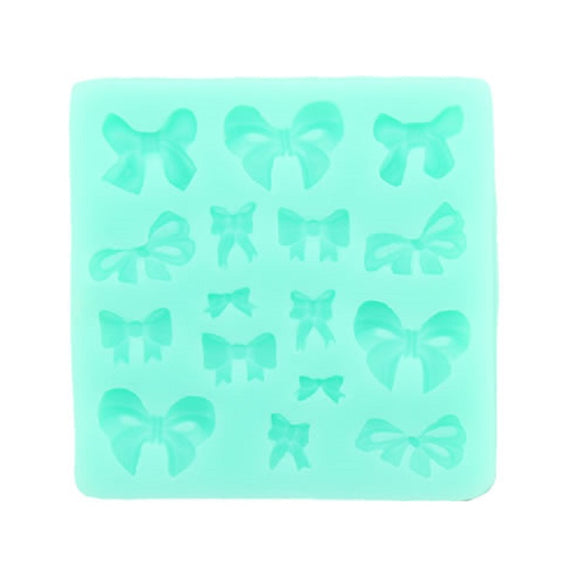 Multi Bow Silicone Mould