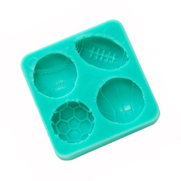 Sports Balls Silicone Mould