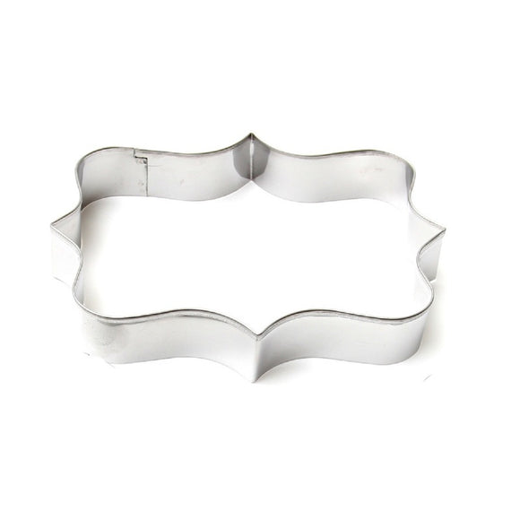 Adriana Large Plaque / Cookie cutter