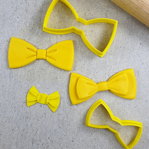 Bow Tie & Emma Bow embosser & cutter set