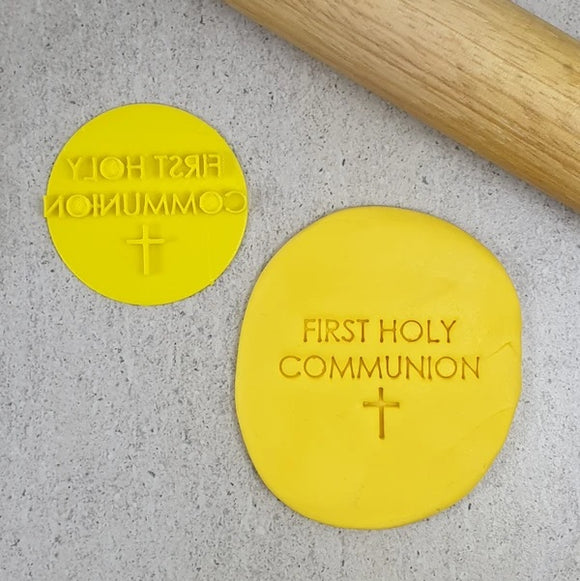 Embosser - First Holy Communion