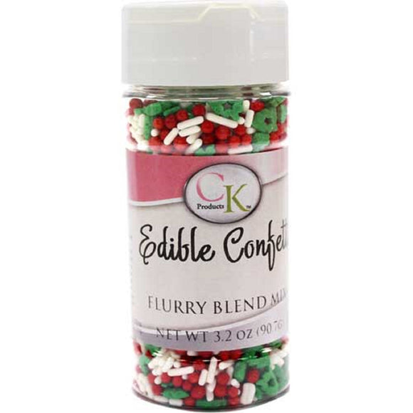 CK Flurry Blend Edible Confetti Sprinkle Mix 90g