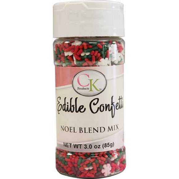 CK Noel Blend Edible Confetti Sprinkle mix 85g