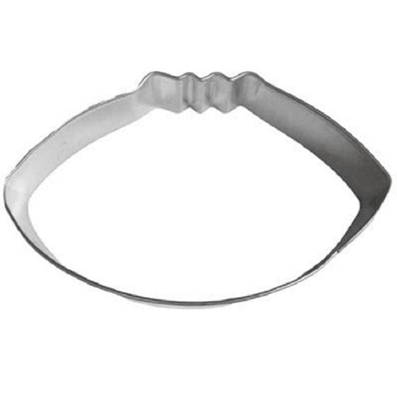 Ann Clark Football (Rugby or AFL) Cookie Cutter 8.5cm