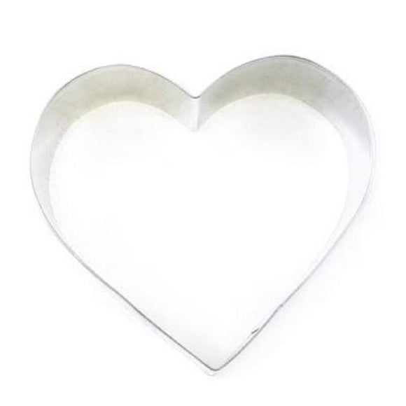 Ann Clark Heart Cookie Cutter 8cm