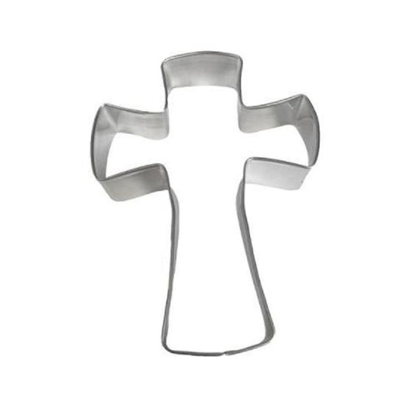 Ann Clark Cross / Crucifix Cookie Cutter 11cm