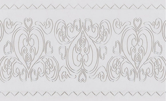 Icing Impression Mat - Royal Lace