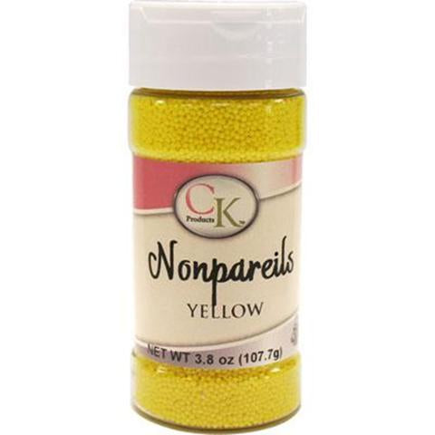 CK Yellow Non-Pareils 107g