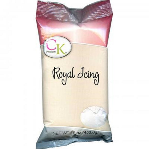CK Products Royal Icing White Mix 453g (16 oz)