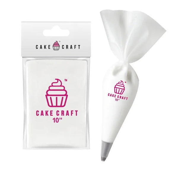 Cake Craft Cotton Piping Bag - 10 inch
