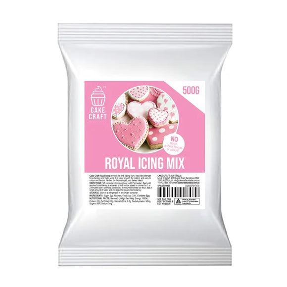 Cake Craft Royal Icing Mix 500g