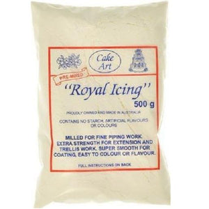 Cake Art Royal Icing Mix 500g