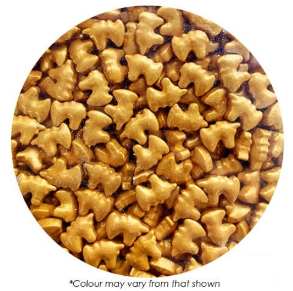 Gold Unicorn Sprinkles 80g