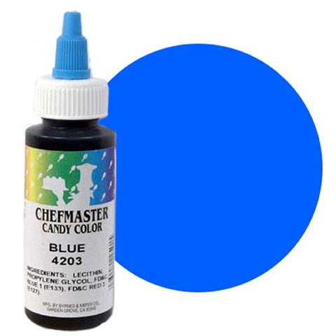 Chefmaster Liquid Candy Colour Blue 56g