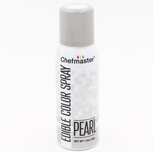Chefmaster Edible Colour Spray Pearl 42g