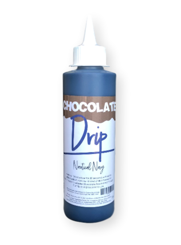 Nautical Navy Chocolate Drip 250g