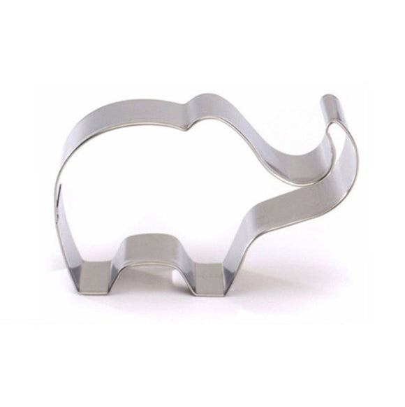Elephant biscuit / cookie cutter 8cm