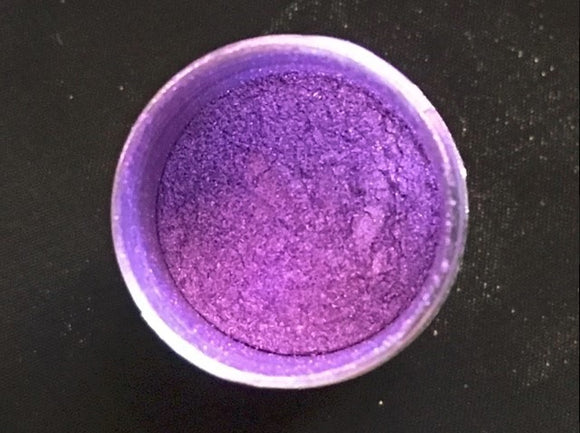 Creative Cake Decorating MAGIC PURPLE Pearlescent Lustre Dust 4g