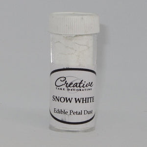 Creative Cake Decorating Edible Petal Dust Snow White 4g