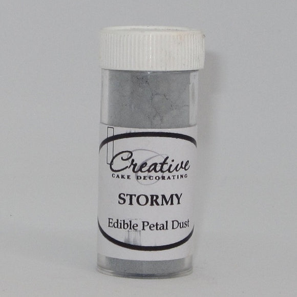 Creative Cake Decorating Edible Petal Dust Stormy 4g